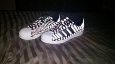 New kicks reflect pic taken in the dark