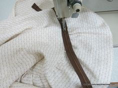coser cintas decorativas