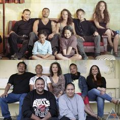 Once Were Warriors Then & Now