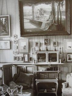 The Mauve Room - Alexander Palace