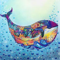By Natalie Tame Johanna Basford Colouring Gallery