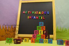 EL APRENDIZAJE DEL PROCESO DE LECTURA Y ESCRITURA » Actividades infantil