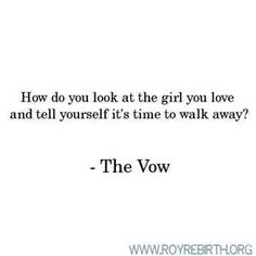 Image Search Results for the vow quotes