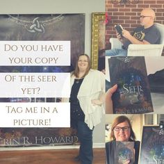 Friday night was my Launch Party, and I was overwhelmed by everyone's support! We had a great time talking to everyone, taking pictures with the backdrop, giving away some awesome prizes, and signi…