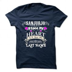 SANJURJO - #funny gift #shirt. I WANT THIS => https://www.sunfrog.com/Camping/SANJURJO-137728236-Guys.html?60505