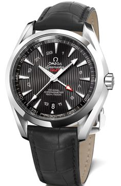 Omega Black Watch