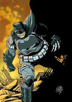 XombieDIRGE : Batman Dark Knight by GERALDO BORGES