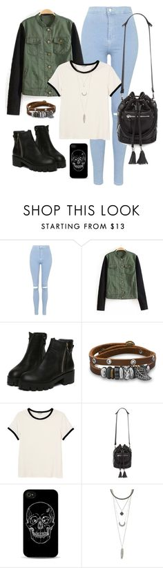 """""""B.A.P concert outfit // Himchan"""" by berrie95 on Polyvore featuring Topshop, BillyTheTree, Monki, Forever 21, Charlotte Russe, ConcertOutfit, bap and himchan"""