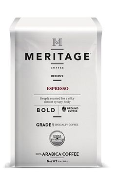 ESPRESSO ROAST – Deeply roasted for a silky almost syrupy body