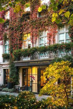 The best place to stay in Paris: Pavillon de la Reine
