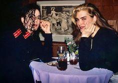 Cartas para Michael: Michael e Brooke