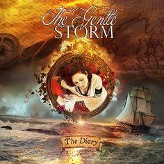 A review of the Gentle Storm, the Diary. Arjen Lucassen and Anneke van Giersbergen.