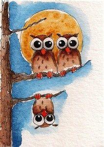 Whimsical birds   Whimsical Birds