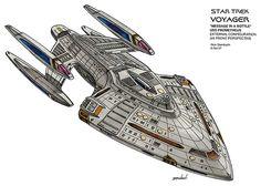 Federation Starfleet Class Database - Prometheus Class - U.S.S. Prometheus