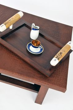 Polo mallet head coffee table tray! I want one!