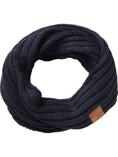 Rib knitted tunnel scarf - Accessories - Scotch & Soda Online Shop