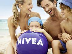"""""""Fit für den Strand"""" wird die ganze Familie mit NIVEA und der DLRG. #nivea #dlrg #sicherheit #wasser"""
