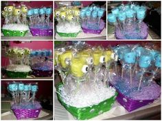 monsters inc party ideas - Google Search