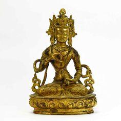 Divinity bronze doré