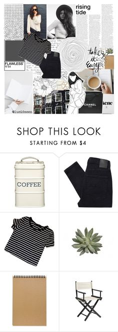 """i spy with my little eye"" by ilovemypup-1 ❤ liked on Polyvore featuring Kitchen Craft, GET LOST, Nobody Denim, Muji, Pier 1 Imports, Chanel and Topshop"