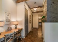 Designed by Ryan Miller of Millworks Designs and staged by Fresh Perspectives, this fabulous home in Nashville is listed for sale for a who...