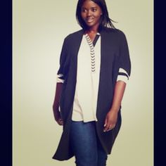 Long open cardigan Used long cocoon open cardigan- true to size Old Navy Sweaters Cardigans