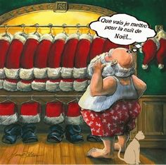 Humour de Noël
