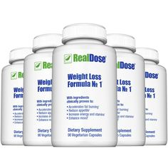 Weight Loss Formula No. 1