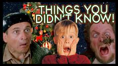 CineFix has highlighted nine behind-the-scenes facts (previously) about the 1990 Christmas comedy film Home Alone, written and produced by John Hughes and directed by Chris Columbus, that you may n...