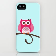 Baby Owl iPhone Case - #adorable # cute # love