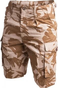 British Soldier 95 shorts, Desert DPM, unused