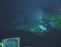 World War II era Japanese submarine found off Hawaii coast
