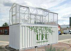 Container Konzept