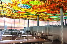 "Restaurant ""Le Loft"" Vienna wien - Google-Suche Jean Nouvel, Pipilotti Rist, Restaurant Bar, Vienna, Ceilings, Places, Interior, Restaurants, Design"