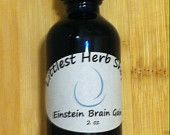 Einstein Brain Gain - A healthy snack for your hungry brain.