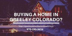 Homesmart Realty Group Of Colorado Greeley Colorado, Beautiful Places To Live, County Seat, City Limits, Fort Collins, Fast Growing, Home Buying, Denver, Vibrant