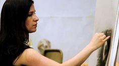 Juliette Aristides, Master Contemporary Artist Juliette Aristides, Figurative Art, Painting Techniques, Contemporary Artists, Art Tutorials, Art Lessons, Sculpting, Long Hair Styles, Portrait