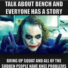 True story.  #gym #squats #iifym #train #weights #fitness #bodybuilding #gymhumor #gymmemes #follow4follow #f4f #humor #beast #noexcuses #powerlifting #benchpress #gymaddict #gymrat #like4like by _forgeathletics_