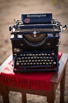 to write.