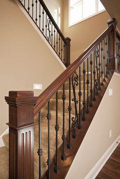 Love the railing.