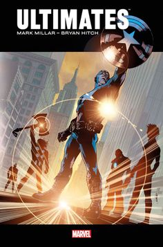 Marvel Icons : Ultimates par Millar et Hitch Tome 1 (12 avril 2017) - L'apparition d'êtres dotés d'étranges pouvoirs risque de faire basculer l'ordre mondial. La solution du gouvernement : les Ultimates, un groupe de super-héros chargés de protéger l'espèce humaine ! (Contient les épisodes US Ultimates 1-13, publiés précédemment dans l'album MARVEL DELUXE : ULTIMATES 1) #marvel #ultimates #comics #panini #comics