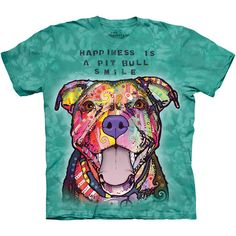 Motivated Culture Have Pittie Neon Pitbull Youth T-Shirt