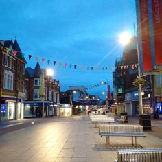 Southend High Street in Essex, Essex