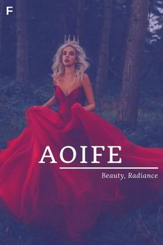 Aoife meaning Beauty Radiance Irish names A baby girl names A baby names female names whimsical baby names baby girl names traditional names names that start with A strong baby names unique baby names feminine names Unique Girl Names, Names Girl, Irish Girl Names, Irish Girls, Irish Female Names, Unique Female Names, Female Fantasy Names, Southern Baby Girl Names, Unusual Baby Names