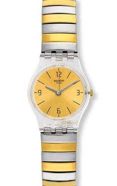 reloj swatch mujer enilorac s lkb
