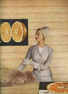 Louise Dahl-Wolfe, Harper's Bazaar, February 1952