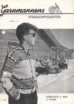 Embroidery Patterns, Knitting Patterns, Norwegian Knitting, Tapestry Weaving, Vintage Knitting, Free Time, New Job, Vintage Christmas, Knitwear