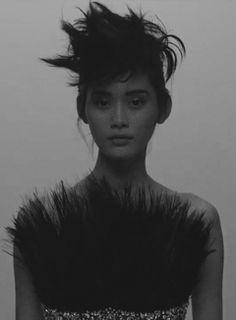 hautekills:  Ming Xi for Chanel haute couture f/w 2014 (details film)