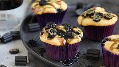 Lakris-cupcakes