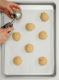 Four A Convection, Biscuits, Ricardo Recipe, Valeur Nutritive, Rice Salad, Oatmeal Cookies, Cake Cookies, Easy Desserts, Fudge